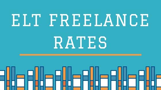 ELT FREelance rates